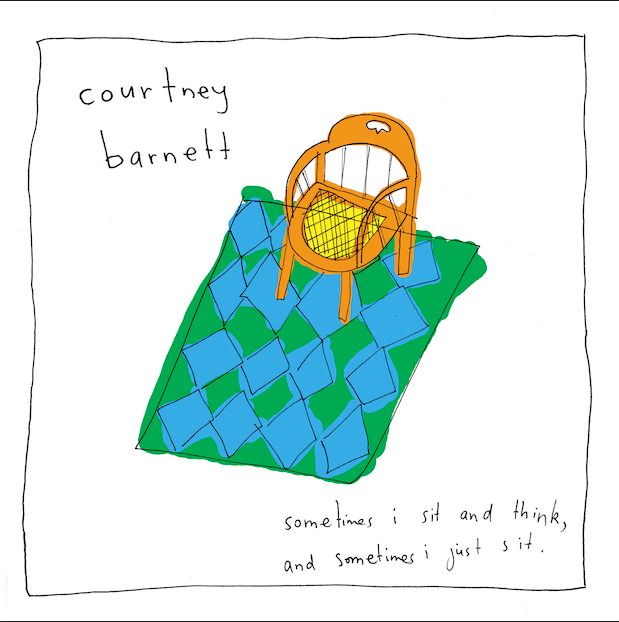 Courtney Barnett Cover
